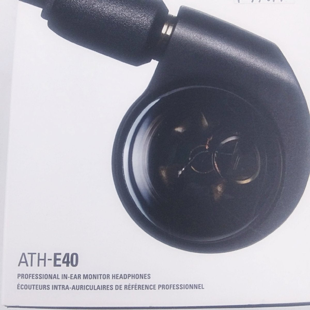 ATH-E40 In-Ear Monitor Headphones