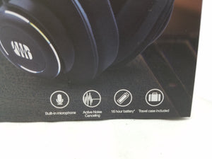 PreSonus Eris HD10 BT Headphones with Active Noise Canceling and Bluetooth