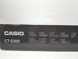 Casio CT-S300 Casiotone Portable Keyboard