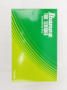 Ibanez TS-808 Original Tube Screamer Overdrive Pro Guitar Effects Pedal