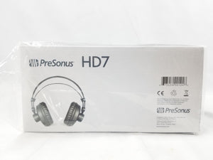 Presonus HD7 Professional Monitoring Headphones for recording and podcasting