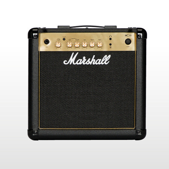 Marshall MG15G 15 Watt Electric Guitar Amplifier