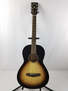 Ibanez PN19-ONB Right-Handed Parlor Acoustic Guitar