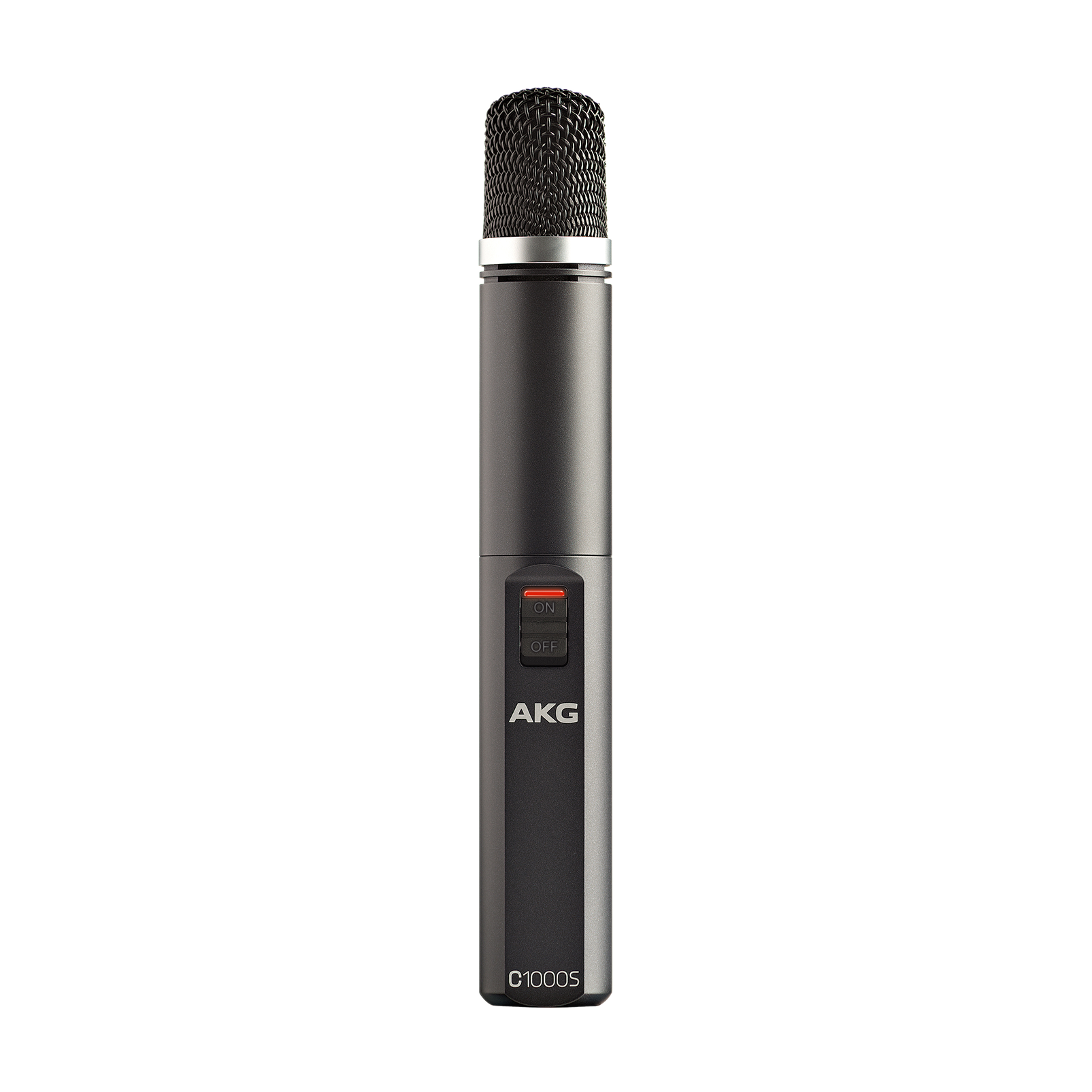AKG C1000 S Condenser Professional Recording / Podcast Microphone