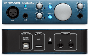 AudioBox iOne