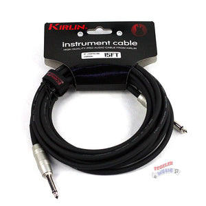 Instrument Cable 15'
