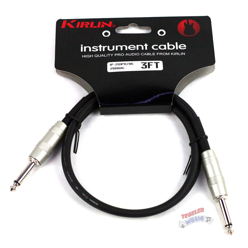 3' Instrument Cable