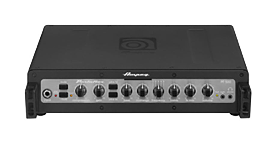 Ampeg PF-500 Bass Amplifier Head 500 Watts Solid State Amplifier