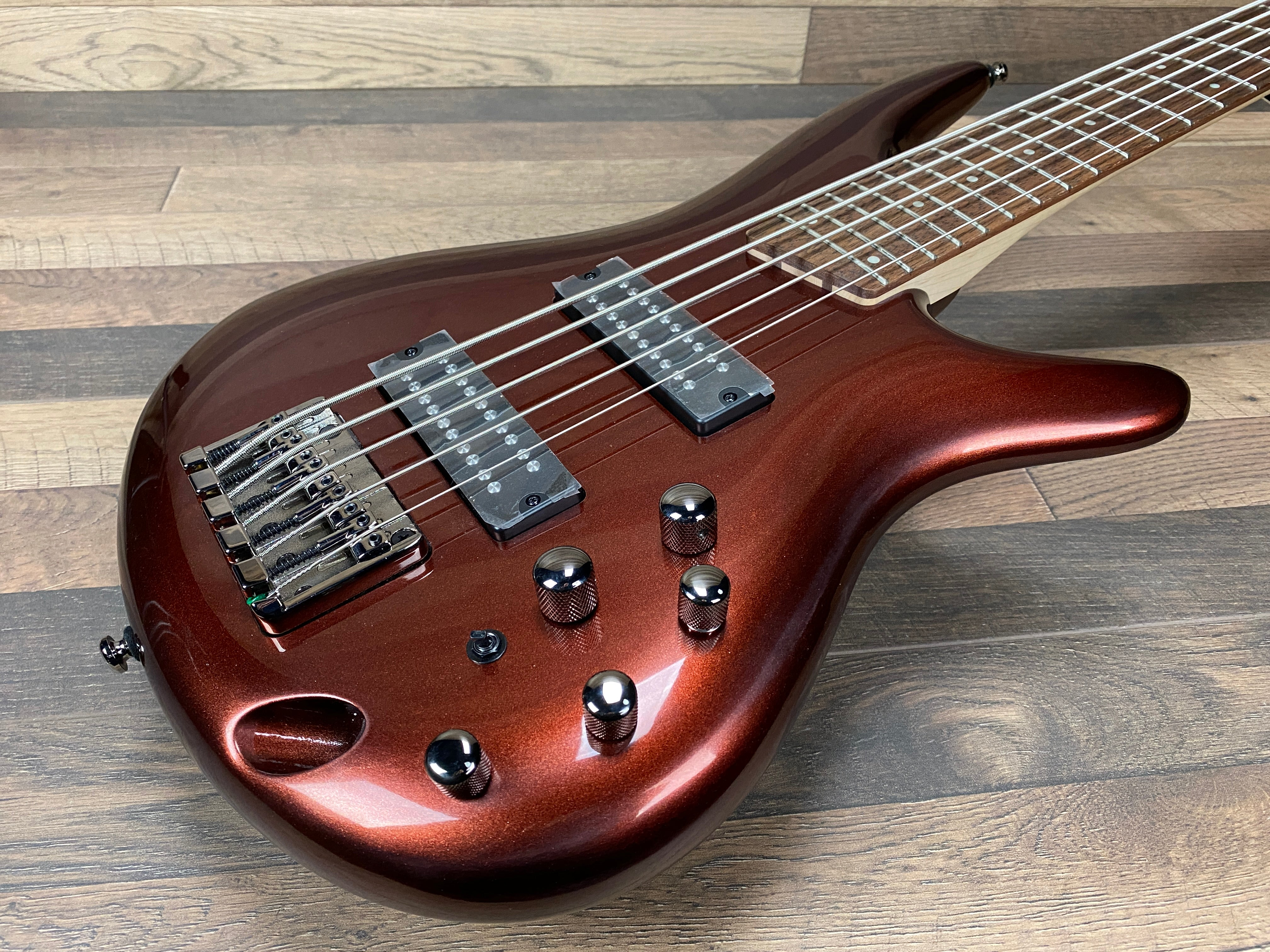 Ibanez SR305E-RBM Right-Handed 5-String Electric Bass Guitar