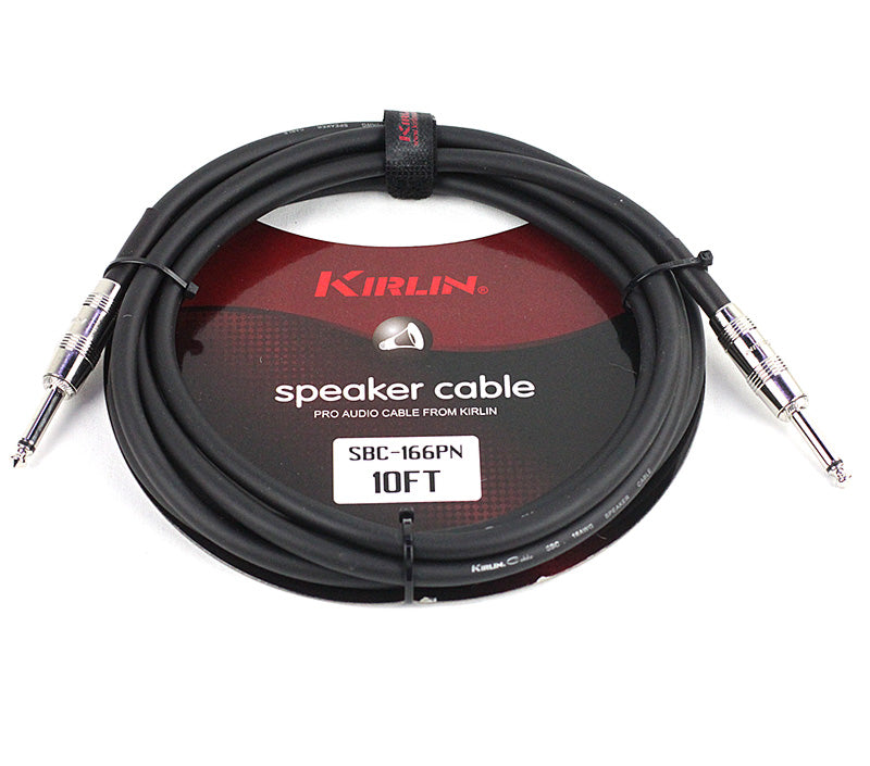 10' Speaker Cable 1/4