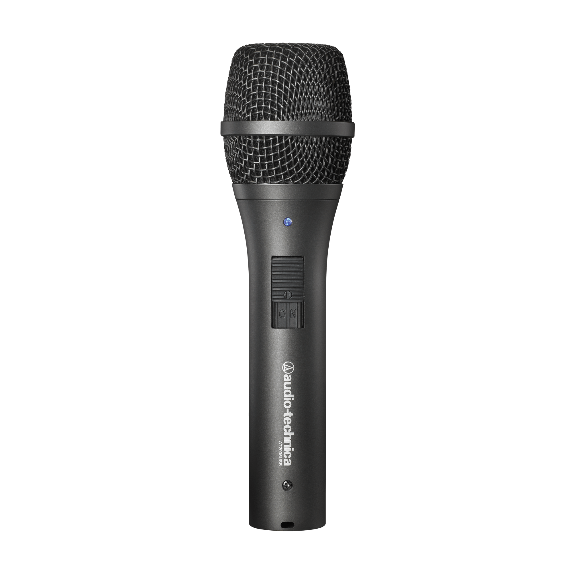 Audio Technica AT2005USB Dynamic Wired Microphone for Recording and Podcasting