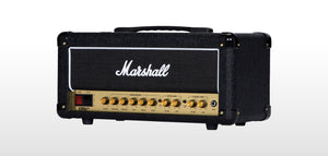 Marshall DSL20H 20-Watt Guitar Amp Head w/ PEDL-90012 Footswitch Included