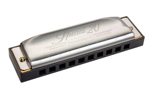 Hohner Special 20 Harmonica Choice of Key