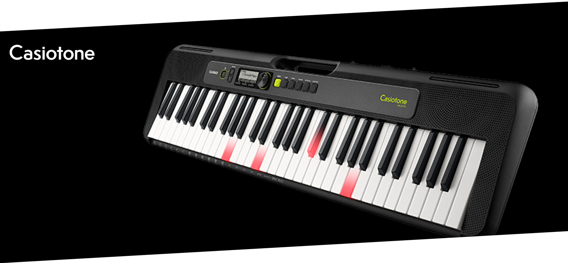Casio LK-S250 Portable Keyboard with Light Up Keys