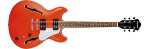 Ibanez AS63TLO Right-Handed Semi-Hollowbody Electric Guitar Twilight Orange