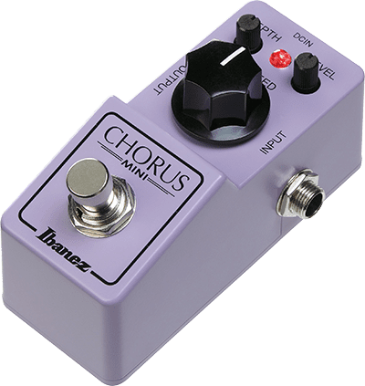 Ibanez CSMINI Chorus Mini Guitar Effects Pedal