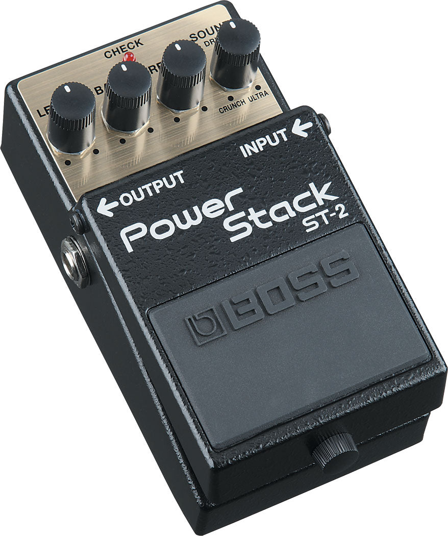 Boss ST-2 PowerStack Distortion Pedal