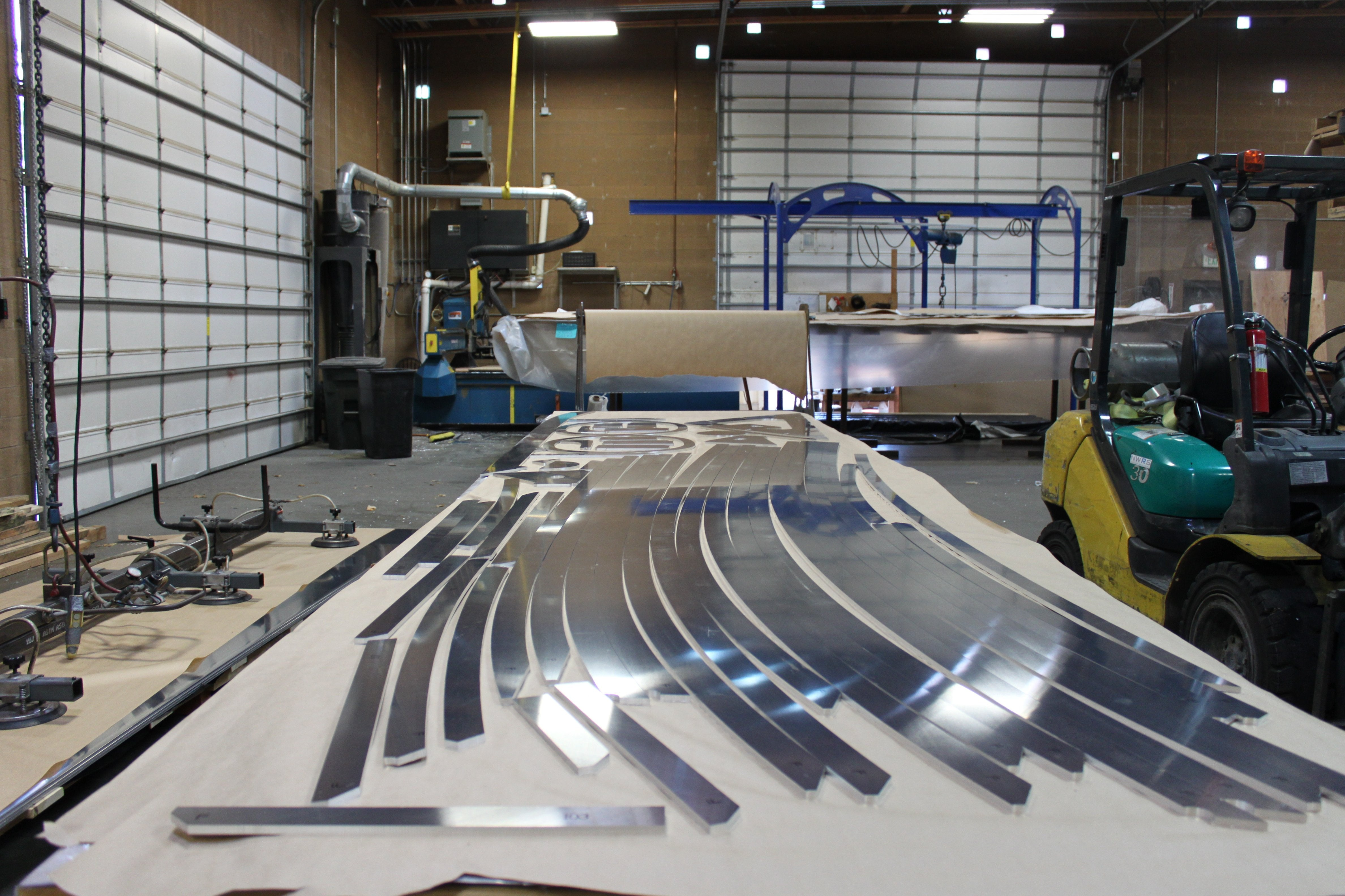4 Things to Consider When Choosing a Metal Fabrication Company