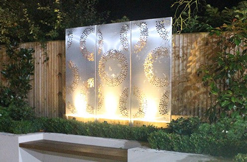 Adding Metal Decor to Your Outdoor Garden Space