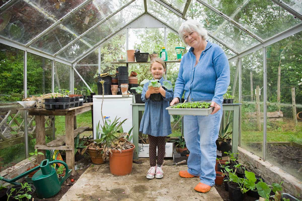 Mother's Day Garden Gifts for Seniors
