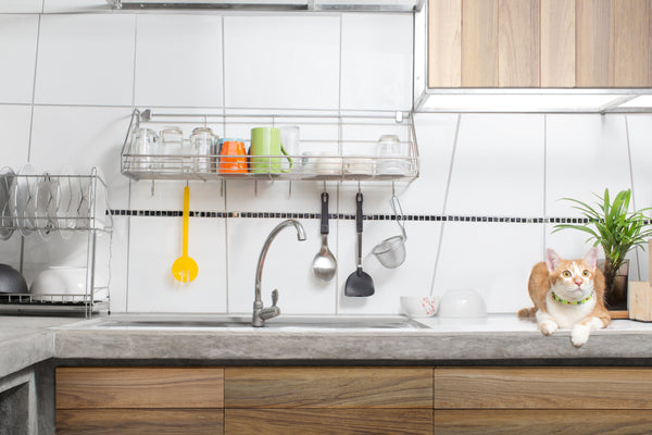 How to Add Industrial Accents to Your Kitchen