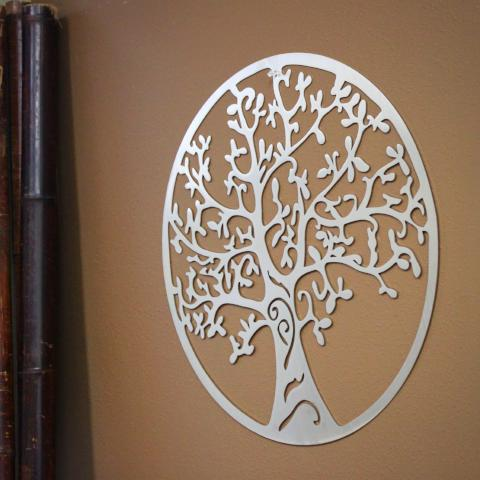 Tree of Life Metal Wall Art - Cascade Manufacturing