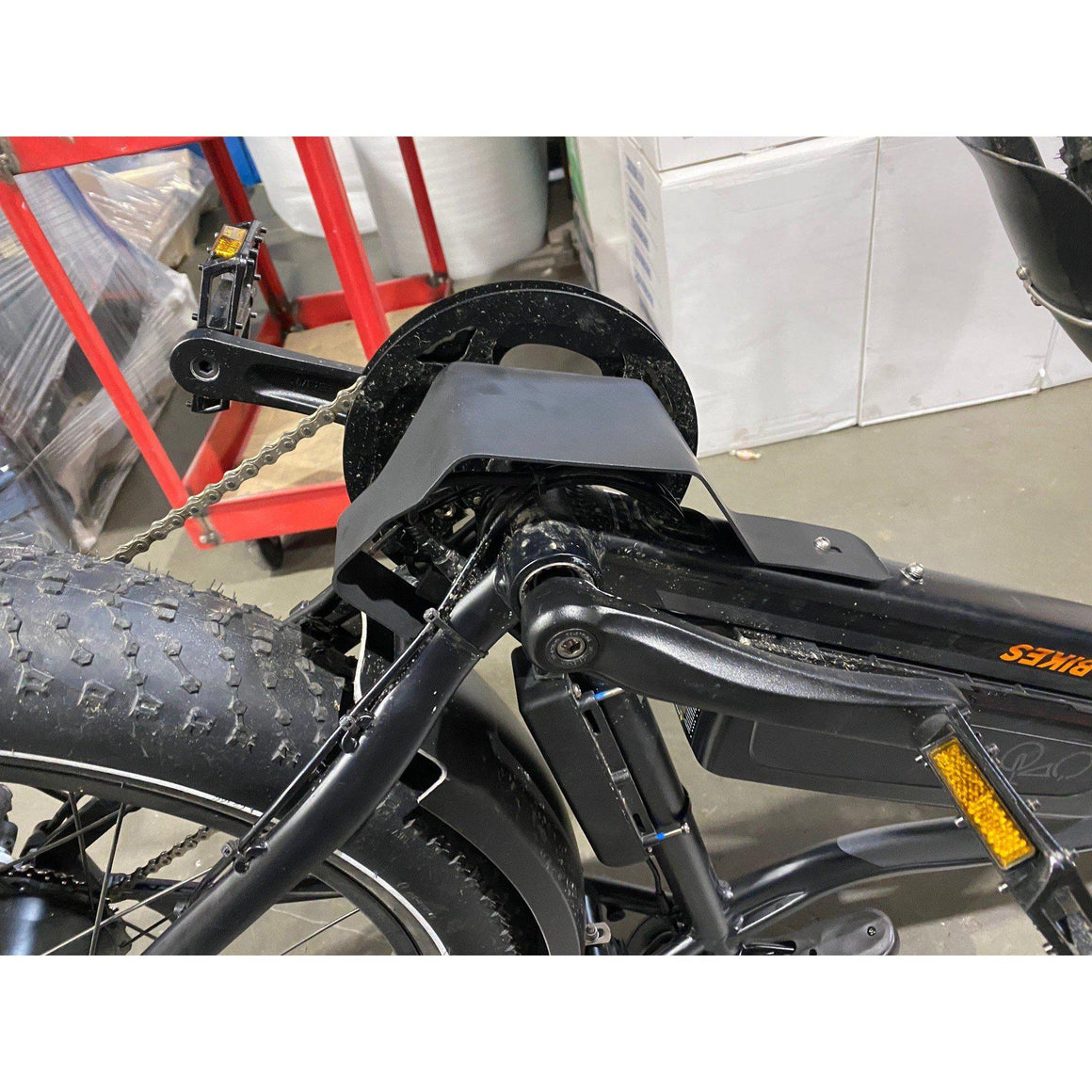 E-Bike Skid Plate Cover-Sports-Cascade Manufacturing