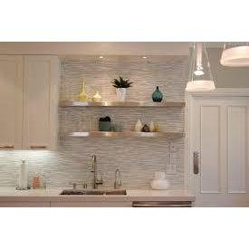Stainless Steel Floating Shelf 10 Deep For Kitchen Bathroom And Home Cascade Manufacturing