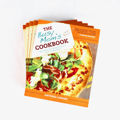 Men's Alfredo Coat + Cookbook