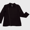 "Chef Antonia coat in ""black"" color"