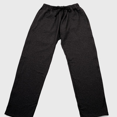 charcoal colored chefs pants