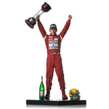 Ayrton Senna 1988 Japan GP Art Scale 1/10 - Iron Studios