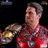 I am Iron Man BDS Art Scale 1/10 - Avengers: Endgame  [PRE-ORDER - MSRP $149.99 10%] - Iron Studios