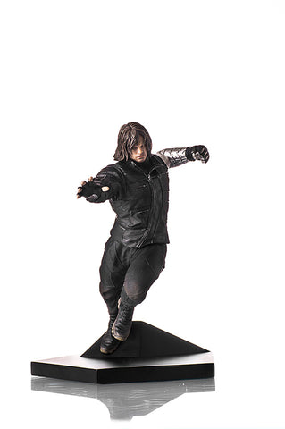 WINTER SOLDIER ART SCALE 1/10 CIVIL WAR - Iron Studios