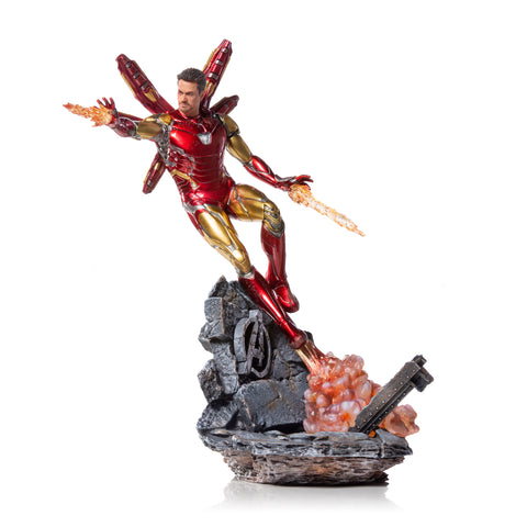 Iron Man Mark LXXXV Deluxe BDS Art Scale 1/10 - Avengers: Endgame  [PRE-ORDER - MSRP $169.99 10%] - Iron Studios