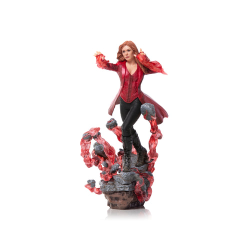 Scarlet Witch BDS Art Scale 1/10 - Avengers: Endgame  [PRE-ORDER - MSRP $109.99 10%] - Iron Studios