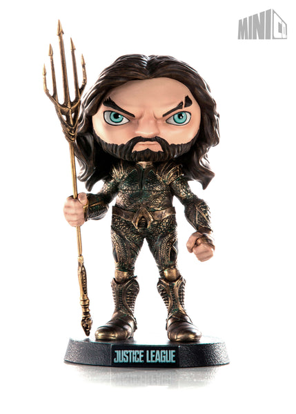 Aquaman - Mini Co. - Iron Studios