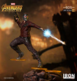 Star-Lord BDS Art Scale 1/10 - Avengers: Infinity War - Iron Studios