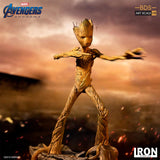 Groot BDS Art Scale 1/10 - Avengers: Endgame  [PRE-ORDER - MSRP $89.99 10%] - Iron Studios