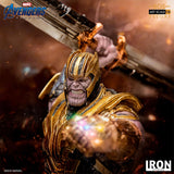 Thanos BDS Deluxe Art Scale 1/10 - Avengers: Endgame  [PRE-ORDER - MSRP $199.99 10%] - Iron Studios