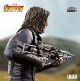 Winter Soldier BDS Art Scale 1/10 - Avengers: Infinity War [SRP $99.99 - Pre-order 10% SRP] - Iron Studios