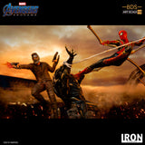 Iron Spider Vs Outrider BDS Art Scale 1/10 - Avengers: Endgame  [PRE-ORDER - MSRP $199.99 10%] - Iron Studios