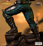 Drax BDS Art Scale 1/10 - Avengers: Infinity War [SRP $94.99 - Pre-order 10% SRP] - Iron Studios