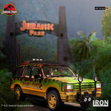 Jungle Explorer 04 Art Scale 1/10  – Jurassic Park - Iron Studios