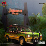 Jungle Explorer 05 Art Scale 1/10  – Jurassic Park [SRP $649.99 - Pre-order 10% SRP] - Iron Studios