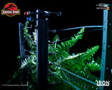 T-Rex Attack BDS Art Scale 1/10 (SET A)  – Jurassic Park - Iron Studios