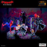 Miles Morales BDS Art Scale 1/10 - Spider-Man: Into the Spider-Verse [SRP $119.99 - Pre-order 10% SRP] - Iron Studios