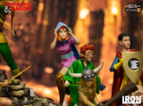 Eric, the Cavalier – BDS Art Scale 1/10 - Dungeons & Dragons [SRP $89.99 - Pre-order 10% SRP] - Iron Studios
