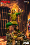 Sheila, the Thief – BDS Art Scale 1/10 - Dungeons & Dragons - Iron Studios