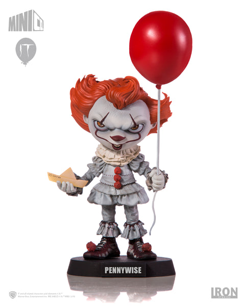 Pennywise - Mini Co.  [SRP $24.99 - Pre-order 10% SRP] - Iron Studios